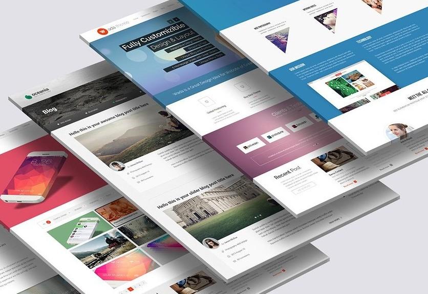 چرا طراحی سایت مهم است