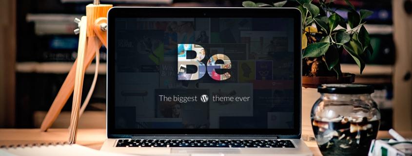 قالب BeTheme نسخه اورجینال و نال شده