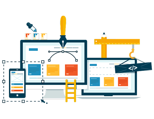 انواع طراحی سایت