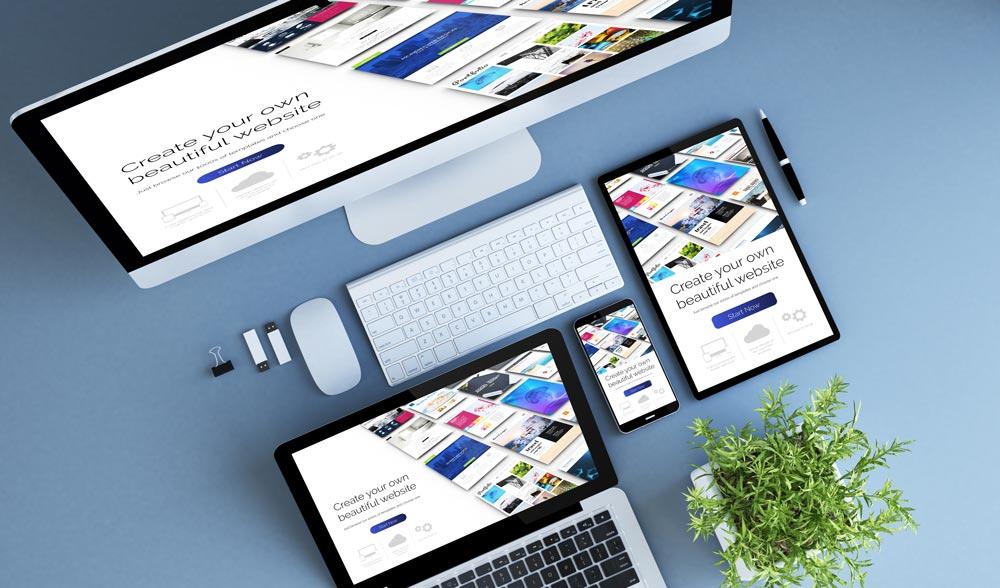 طراحی سایت آماده در همدان
